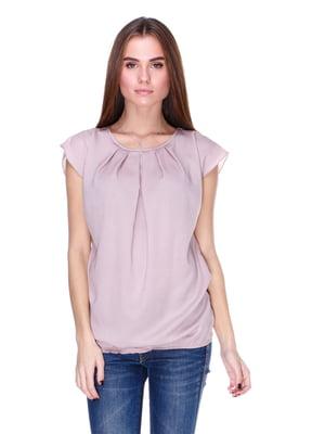 Блуза бежевая | 1800613