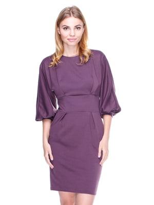 Платье лилового цвета | 1800720