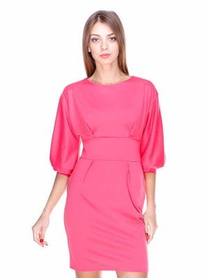 Платье розовое | 1800721