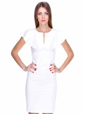 Платье молочного цвета | 1800738