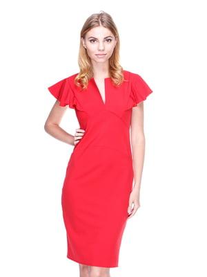 Сукня червона   1800742