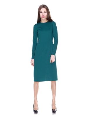 Платье изумрудного цвета | 2006030