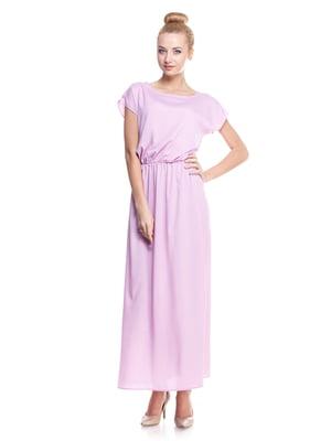 Платье сиреневое | 2034811
