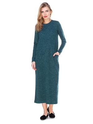 Платье зеленое | 2844343