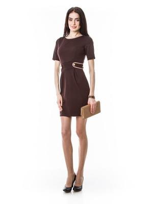 Сукня коричнева | 3351372