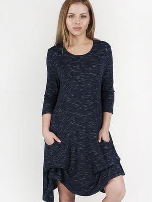 Платье синее | 3351509