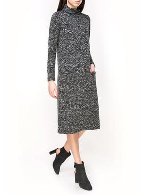 Платье черное | 3593545