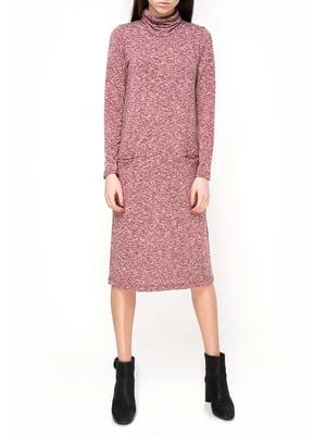 Платье вишневого цвета | 3593546