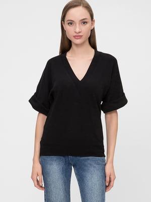 Блуза чорна | 5676339