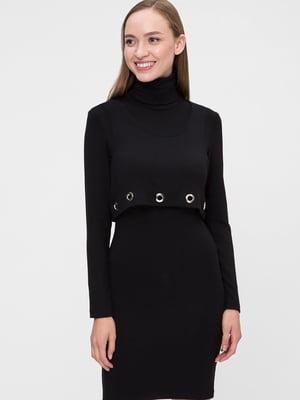 Платье черное   5676371