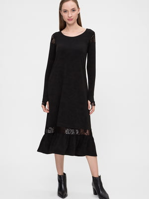 Платье черное | 5676374