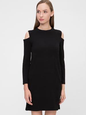Платье черное   5676384