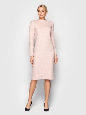 Платье розового цвета   5676386