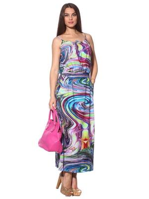 Платье в принт | 3351540
