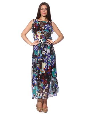 Платье в принт   3351546
