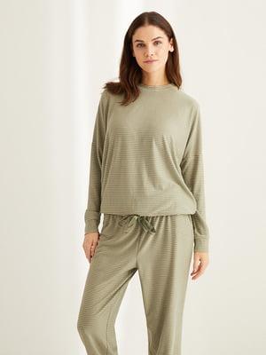 Пижама: джемпер и брюки   5676625