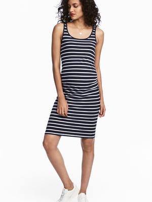 Платье для беременных в полоску | 5676833