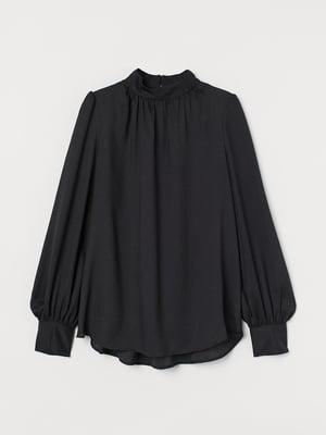 Блуза чорна | 5677810