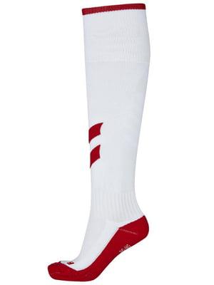 Гетри білі з логотипом | 5677968