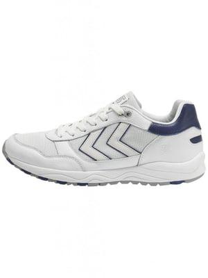 Кросівки біло-сині | 5677986