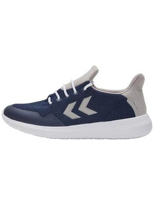 Кросівки сіро-сині | 5677988