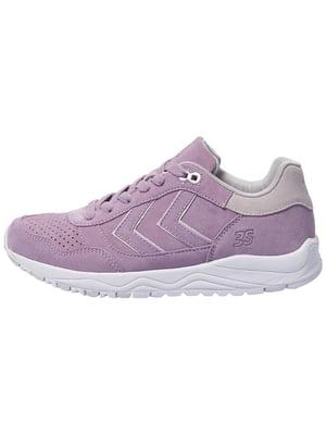 Кросівки бузкового кольору | 5677992