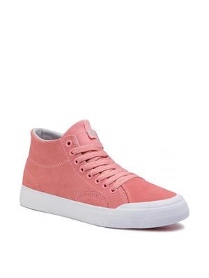 Кеды розового цвета | 5678204