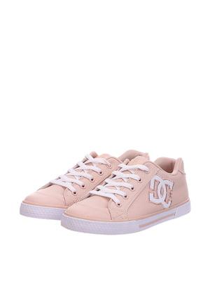 Кеды розового цвета | 5678257