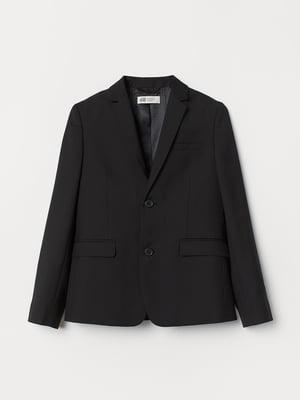 Пиджак черный | 5672040