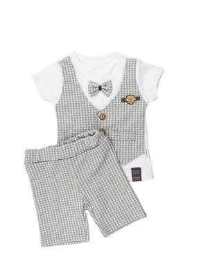 Комплект: футболка і шорти | 5672240