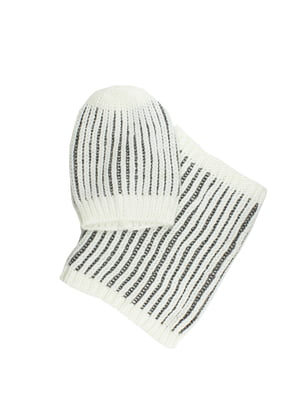 Набор: шапка и шарф-снуд   5672269