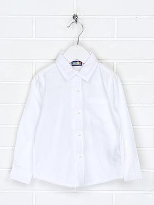 Рубашка белая | 5672277