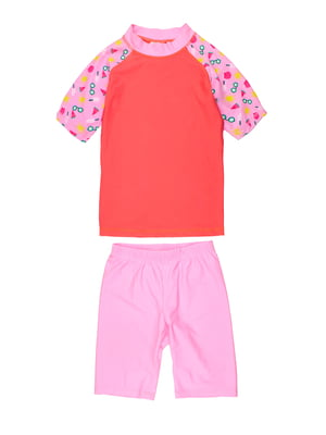 Гідрокостюм: футболка і шорти | 5672472