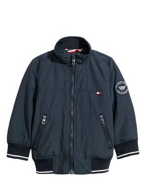 Куртка темно-синяя | 5672006