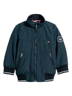Куртка темно-синяя | 5672018