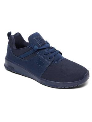 Кроссовки синие | 5678168