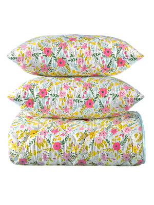 Набір: ковдра (200х220) і подушка (2 шт; 50х70) | 5678971