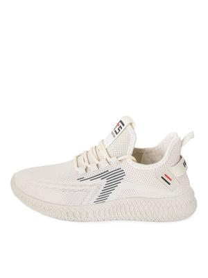 Кросівки бежевого кольору | 5679092