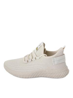 Кросівки бежевого кольору   5679094