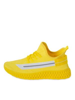 Кросівки жовті   5679101