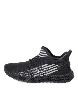 Кросівки чорно-білі | 5679103