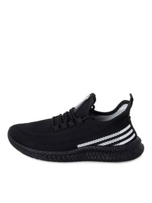 Кросівки чорно-білі | 5679106