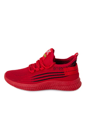 Кросівки червоного кольору   5679107