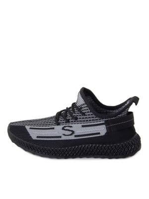 Кроссовки черные | 5679117