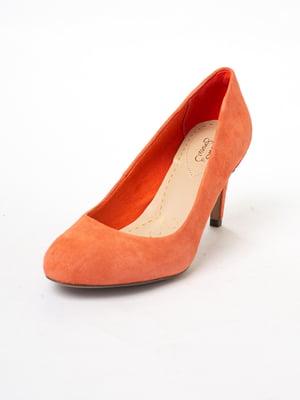 Туфли кораллового цвета - Clarks - 5663416