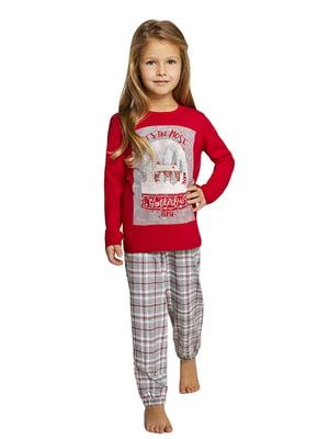 Пижама: джемпер и брюки   5679484