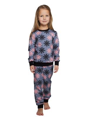 Пижама: джемпер и брюки   5679487