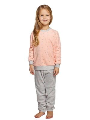 Пижама: джемпер и брюки | 5679488