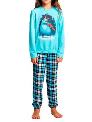 Пижама: джемпер и брюки   5679490