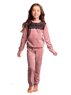 Пижама: джемпер и брюки   5679491